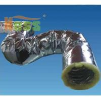Buy cheap ventilationhose WH00402(Insulation aluminum foil tube) product