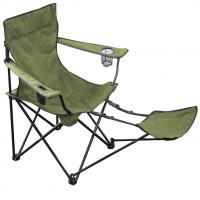 China CAMPING CHAIR 123015: Camping chair with footrest on sale