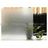 Buy cheap 3.2mm - 12mm thickness low iron float patterned solar glass, prismatic glass product