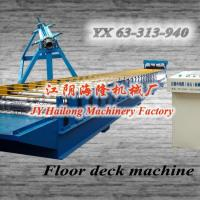 Buy cheap YX63-313-940 Floor deck machine product