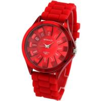 Buy cheap Silicon watch Silicon classic Band Wrist Watch product