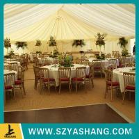 China Wedding Tents wedding party waterproof tent canopy WET018 on sale