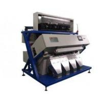 Buy cheap 220V / 50HZ, 0.08mm Recognition Accuracy Rice Color Sorter Machines product