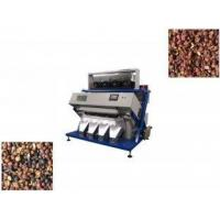 Buy cheap 220V / 50HZ, 0.08mm Recognition Accuracy, Recycling Fruit Sorting Machines product