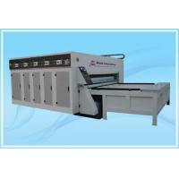 Buy cheap Three Colors Printing Die-cutting Slotting Machine from wholesalers