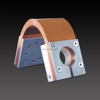 Flexible connectors made out of copper strips