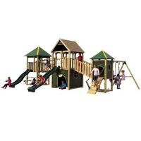 Buy cheap Plum Wildebeest Wooden Play Centre product