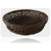 Buy cheap Round fruits basket (BAS-034) from Wholesalers