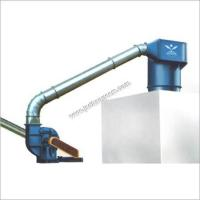China ginning machine Pneumatic Suction Fan With Cyclone on sale