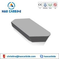 Buy cheap B1 Brazed tips of tungsten carbide insert product