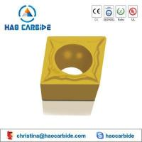 Buy cheap CCMT finished tungsten carbide insert product