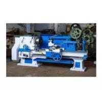 Semi Gear Head V- belt Lathe Machine