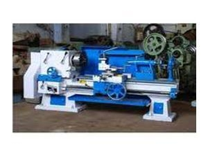 Quality Semi Gear Head V- belt Lathe Machine for sale