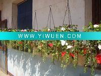 Buy cheap Artificial Crafts(970) Artificial Flowers with Hanging Baskets from wholesalers