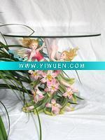 Buy cheap Artificial Crafts(970) Angel Series Tea Table Resin Crafts product