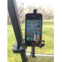 iPhone Mounts iPhone Golf Cart Mount Fits iphone 3,4 and 5