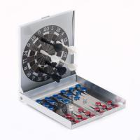 Buy cheap Magnetic Games MAGNETIC DARTS & BACKGAMMON 2 IN 1 GAME product