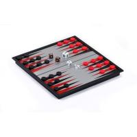 Buy cheap Magnetic Games MAGNETIC BACKGAMMON GAME product