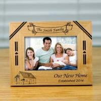 Buy cheap Personalized 'Our New Home' Frame from Wholesalers