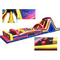 Inflatable interactive games Inflatable obstacle Course