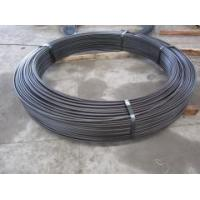 Buy cheap Oil tempered mould ejector pin wire and car stabilizer bar steel wire product