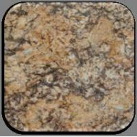 Buy cheap Granite Pizza golden galaxy product