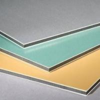 PVDF, PE High Intensified Aluminium Composite Panel For Outdoor Building Decoration