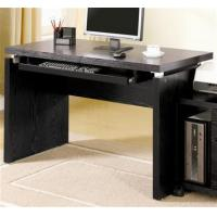 Buy cheap Peel Computer Desk in Black Finish product