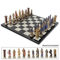 Buy cheap Medieval Crusaders Chess Pieces Set[TS-11CHSP] product