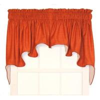 Buy cheap Hampton Bay Solid Color Lined Duchess Swags Valance Window Curtain product