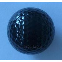Buy cheap Golf color ball - black from Wholesalers
