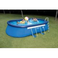 China Intex 20 ft. x 12ft Oval 48in High Metal Frame Pool on sale