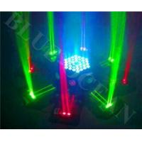 Buy cheap Laser Lights Series New effect led laser UFO/Eight Claws/ Octopus Laser light(LH-MAGIC584) product