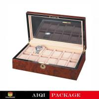 Buy cheap Wooden Watch Gift Boxes AQW-040 from Wholesalers