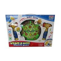 Buy cheap B/O DOUBLE HAMMER HAMSTER FIGHT GAMES product