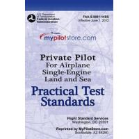 Buy cheap Practical Test Standards: Private Pilot Airplane (Single-Engine Land & Sea) from Wholesalers
