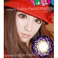 China Yoki-eye Strawberry/20.8mm/7 colors/50pairs/lot/color contact lenses on sale