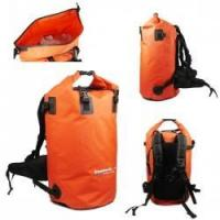 Buy cheap Red waterproof backpack bag product