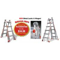 Buy cheap Revolution Aluminum Type 1A Ladders - 300 lbs. Duty Rating Per Side from Wholesalers