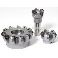 Turning Tool  Face Mill Carbide Inserts work with aluminum, non-ferrous materials