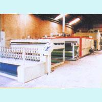 Buy cheap Through-Air Oven, Shoulder Padding Machinery Equipment (Low Pollution) product