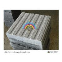 Buy cheap Others Tactile Paving G603 Padang Crystal Grey Granite from Wholesalers