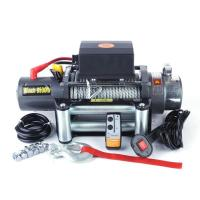 Buy cheap Truck Winches 8500LBS Heavy Duty Electric Winch product