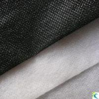 Buy cheap 25GSM Polyester Non-Woven Fusible Interlining (Double-DOT) for Garment product