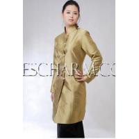 Buy cheap Chinese Wedding Dress Chinese Pure Tussah Silk Coat product