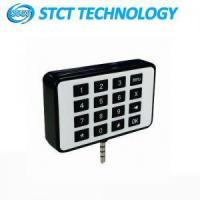 Buy cheap Mobile Smart Card Reader with Pinpad for IOS and Android product