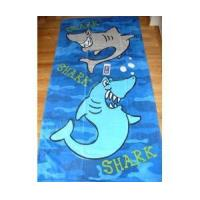 Buy cheap BEACH TOWEL 100% Cotton Reactive Printed Beach Towel (30''X60'', 440g/pc) from wholesalers