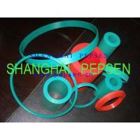 Buy cheap PU Tube Material Product  Polyurethane Tube For Seal Ring Machining product