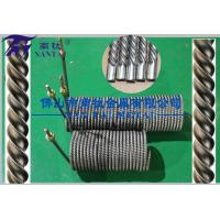 Buy cheap heat exchanger titanium tube for evaporator and condenser product