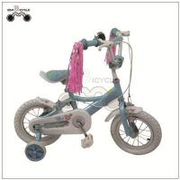 12 inch children's bike with training wheels